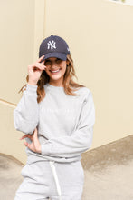 Load image into Gallery viewer, LOGO FLEECE - GREY MARLE