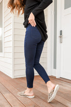 Load image into Gallery viewer, MILLER STRETCH JEAN - DARK BLUE