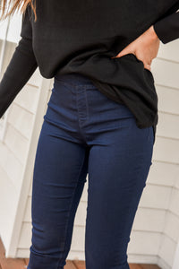 MILLER STRETCH JEAN - DARK BLUE