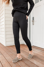 Load image into Gallery viewer, MILLER STRETCH JEAN - BLACK