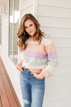 Load image into Gallery viewer, GELATO KNIT - STRIPE