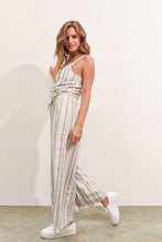 Load image into Gallery viewer, SURROUNDINGS JUMPSUIT - FEATHER GREY