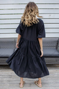 RYLEE DRESS - BLACK