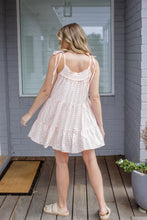 Load image into Gallery viewer, CABO DRESS - PINK GINGHAM