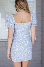 Load image into Gallery viewer, DAISY FLOW DRESS - BLUE
