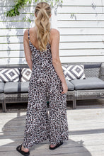 Load image into Gallery viewer, DIXE JUMPSUIT - LEOPARD