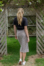 Load image into Gallery viewer, RIA MIDI SKIRT - PRINT