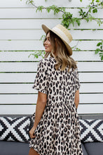Load image into Gallery viewer, SOHO DRESS - LEOPARD