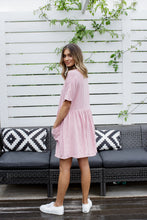 Load image into Gallery viewer, ADELA DRESS - BLUSH