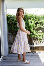 Load image into Gallery viewer, DAISY PRINT SKIRT