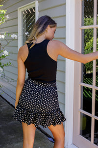 SUMMER DITSY SKIRT - PRINT