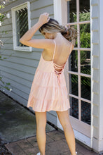 Load image into Gallery viewer, BYRON DRESS - PEACH