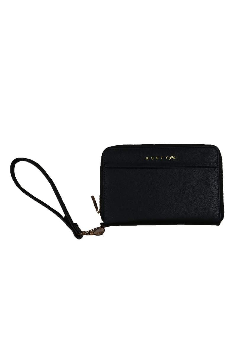 REVIVAL TRAVEL WALLET - BLACK