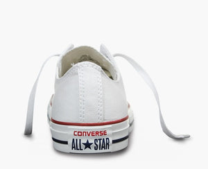 Chuck Taylor All Star Canvas Low - White