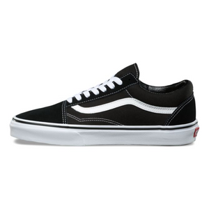 OLD SKOOL - BLACK/WHITE