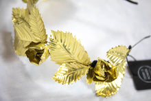 Load image into Gallery viewer, ELIZABELLA FASCINATOR - GOLD