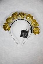 Load image into Gallery viewer, MEIKA FASCINATOR - GOLD