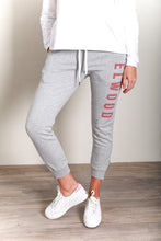 Load image into Gallery viewer, HUFF N PUFF TRACK PANTS - GREY MARLE