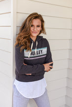 Load image into Gallery viewer, SPORTY STRIPES PERFE FLEECE