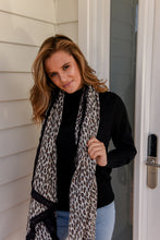 Load image into Gallery viewer, ELLA SCARF- CHEETAH