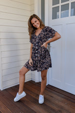Load image into Gallery viewer, ROMEE DRESS-ANIMAL PRINT