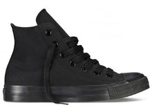 Load image into Gallery viewer, Chuck Taylor All Star Hi Canvas - Black Monoch