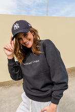 Load image into Gallery viewer, LOGO FLEECE - TRUE NAVY