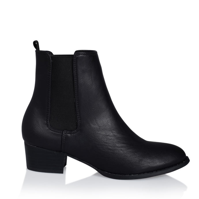 RICHIE BOOT - BLACK