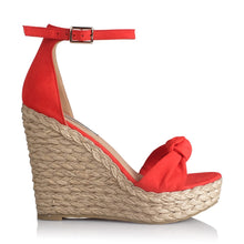 Load image into Gallery viewer, SKALA - RED SUEDE