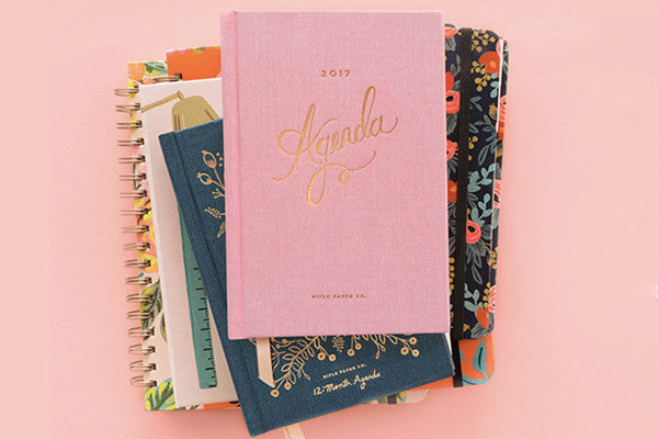 2017 Rifle Paper Co Planners - Previews + Arrivals