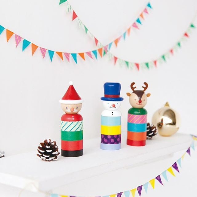 maste christmas washi tape