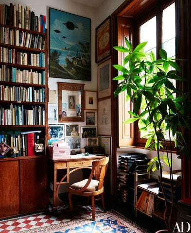 Bookish Workspace