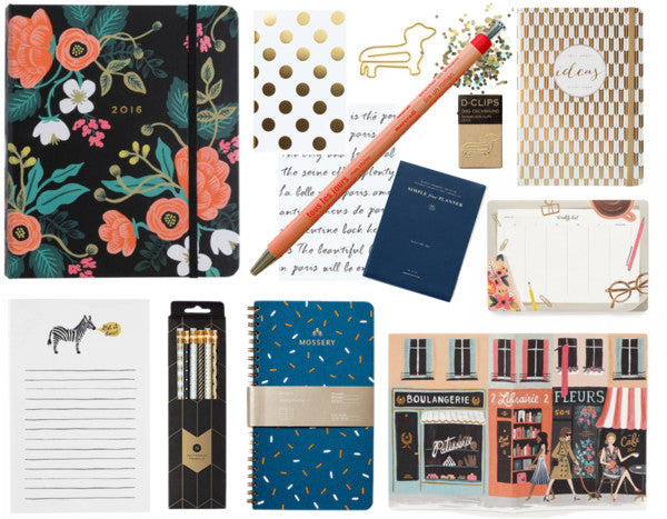 Christmas Gift Guide : Stylish Stationery