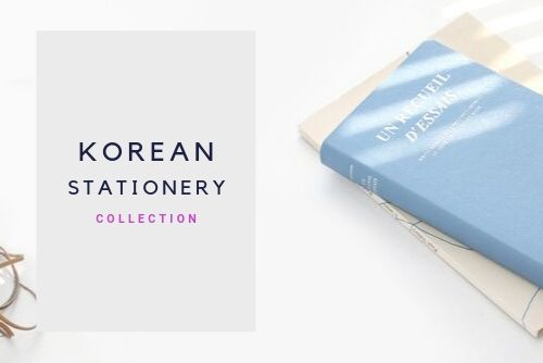 korean stationery collection