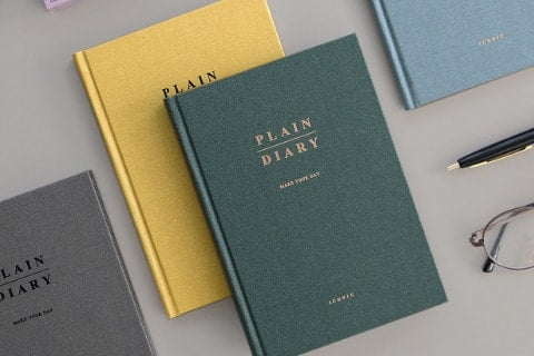 planners and diaries