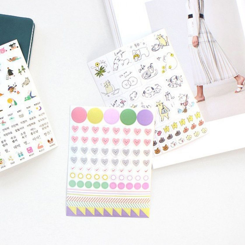 cute planner stickers