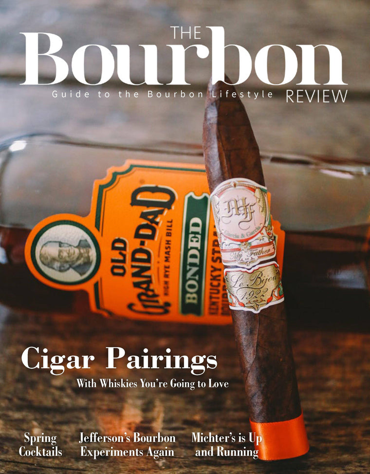 The Bourbon Review Magazine - Issue 62 - Spring 2016
