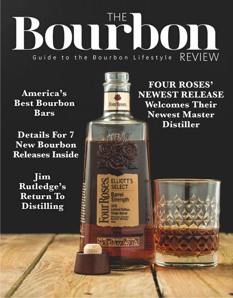The Bourbon Review Magazine - Issue 63 - Summer 2016