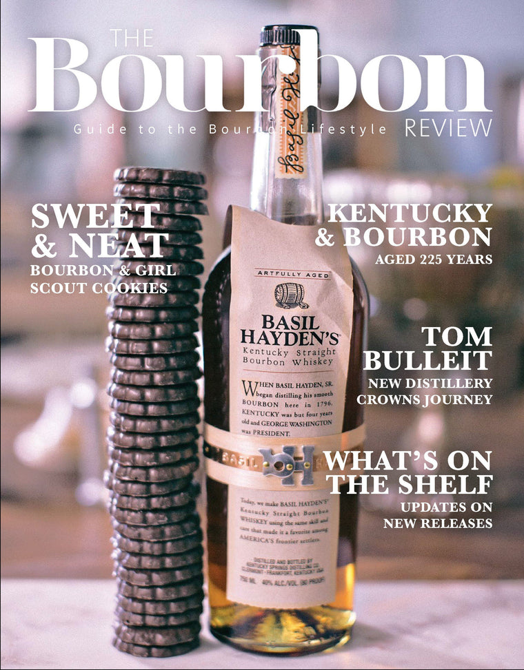The Bourbon Review Magazine  - Issue 72 - Spring 2017