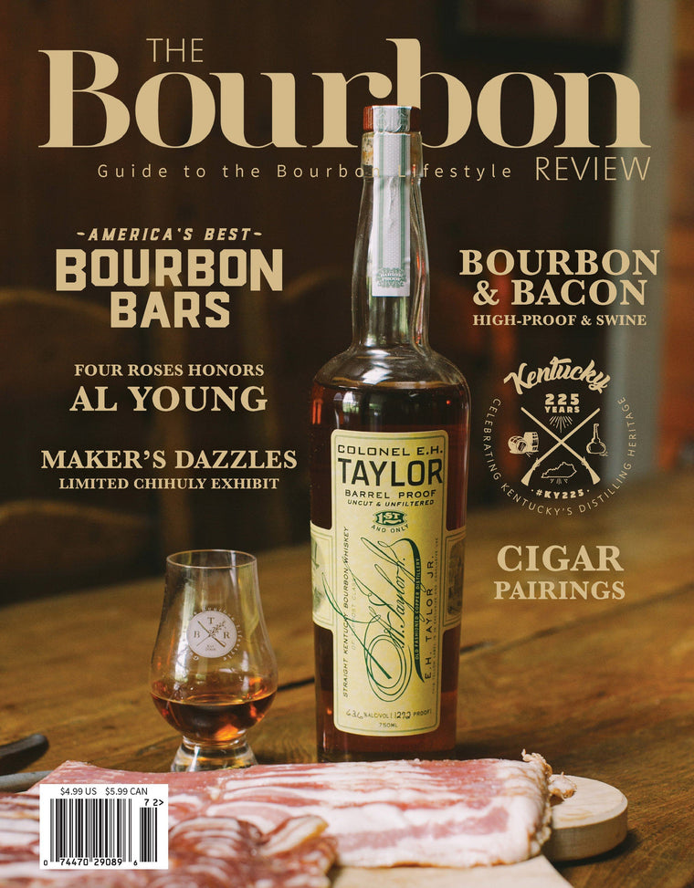 The Bourbon Review Magazine - Issue 73 - Summer 2017