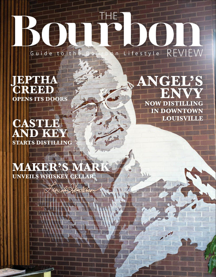 The Bourbon Review Magazine  - Issue 71 - Winter 2017