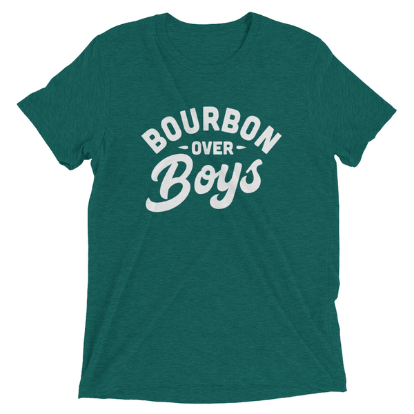 Bourbon Over Boys T-Shirt - Bourbon Outfitter