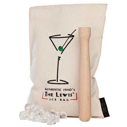 The Lewis Ice Bag - Bourbon Outfitter