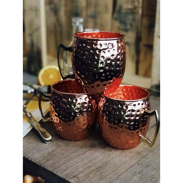 Mule Copper Mug - Bourbon Outfitters