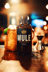 SMALL BATCH 'MOSCOW MULE' COCKTAIL SYRUP - Bourbon Outfitters