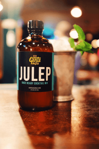 Gents Julep Syrup