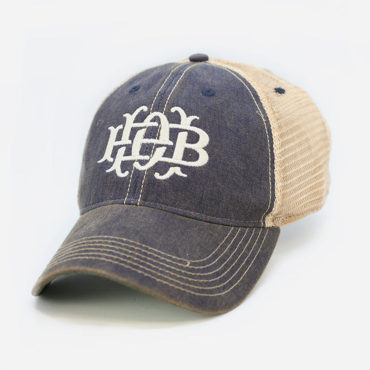 Justins' House of Bourbon Trucker Hat