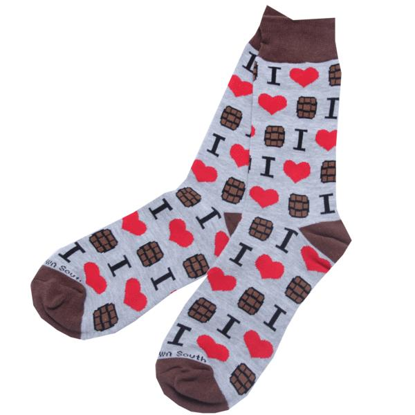 I Love Bourbon Socks - Bourbon Outfitter
