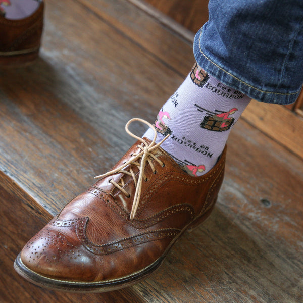 Bet on Bourbon Socks - Bourbon Outfitter