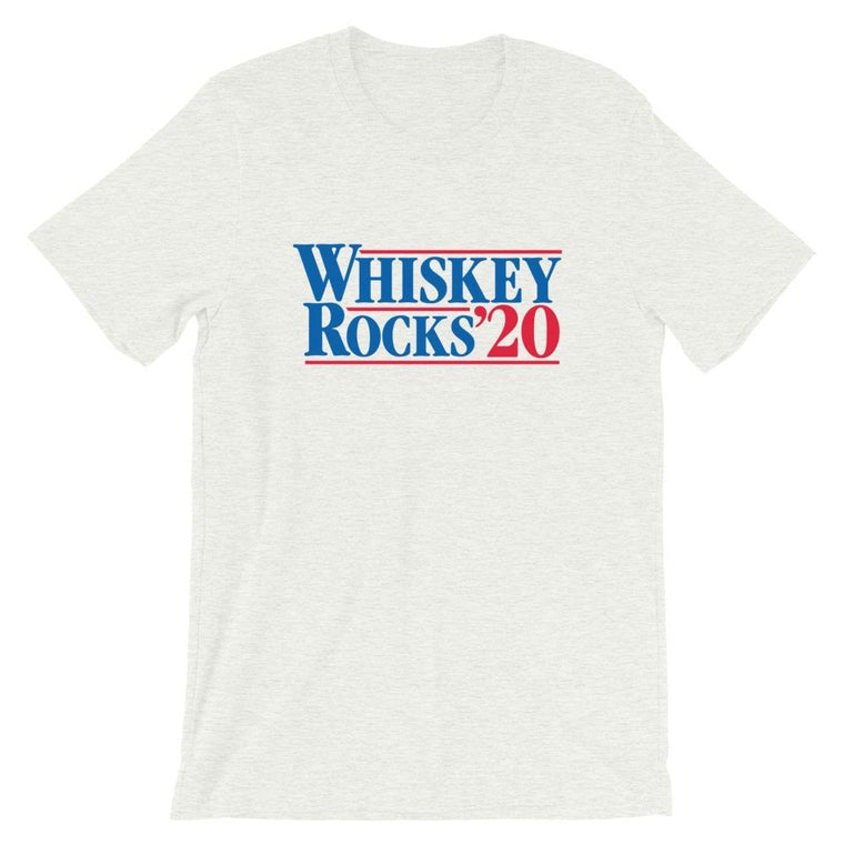 Whiskey Rocks 2020 T-Shirt